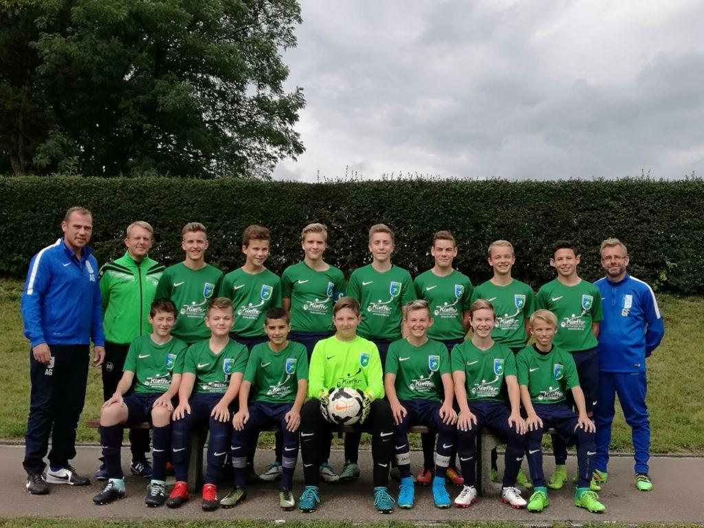 C Jugend SGM Albuch 20172018